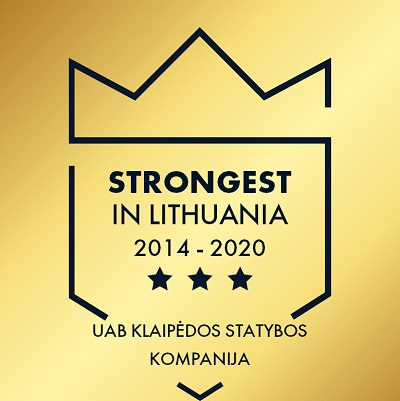 strongest in lithuania certificate 2020